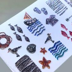 AnnaTkacheva,3D-слайдерCrystalHT№133 «Лето. Море» Anna Tkacheva