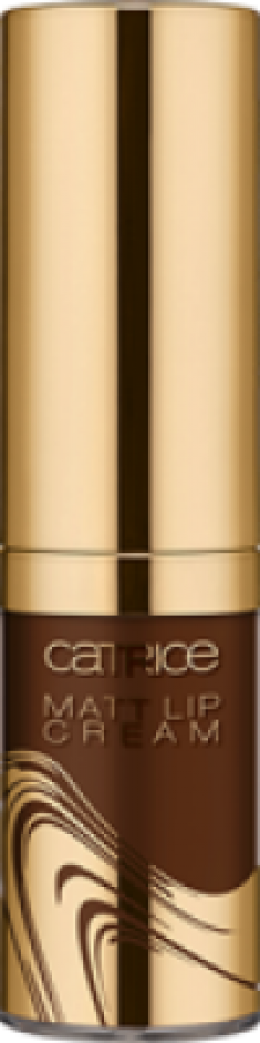 КРЕМОВАЯ ГУБНАЯ ПОМАДА CATRICE BLESSING BROWNS MATT LIP CREAM C02 Cafe Noir