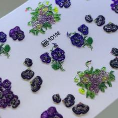AnnaTkacheva,3D-слайдерCrystalHT№198 «Цветы. Цветочки» Anna Tkacheva