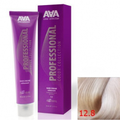 Крем-краска для волос стойкая Kaaral ААА Hair Cream Colorant 12.8 экстра светлый бежевый блондин 100 мл