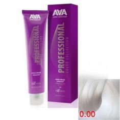 Крем-краска для волос стойкая Kaaral ААА Hair Cream Colorant .00 нейтральный корректор 100 мл
