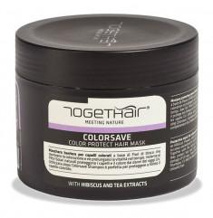 TOGETHAIR Маска для защиты цвета окрашенных волос / Colorsave Mask color protect hair 500 мл