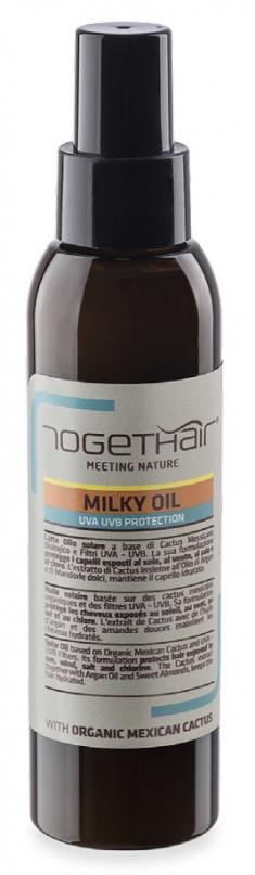 TOGETHAIR Молочко-масло для защиты волос во время пребывания на солнце / Milky Oil UVA UVB Protection 125 мл