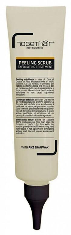 TOGETHAIR Маска-эксфолиант для кожи головы / Peeling Scrub rice 100 мл