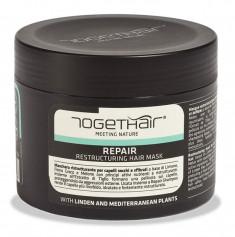 TOGETHAIR Маска восстанавливающая для ломких и поврежденных волос / Repair Mask restructuring hair 500 мл