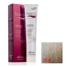 Крем-краска Kaaral Baco Color 10.0 очень-очень светлый блондин 100 мл