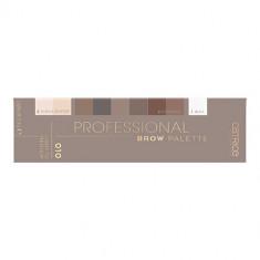 Палетка теней для бровей CATRICE ВОСК PROFESSIONAL BROW PALETTE тон 010 light to medium