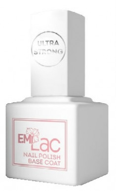 E.MI База для ногтей / Ultra Strong Base Coat 9 мл