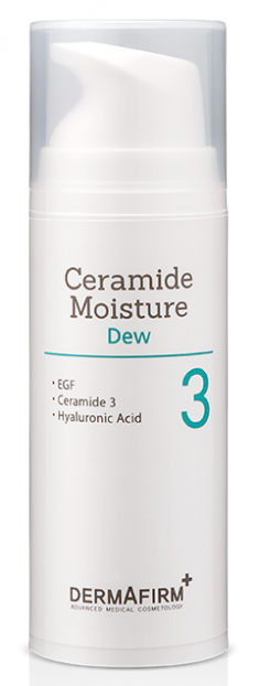 DERMAFIRM Лосьон увлажняющий с керамидами / Ceramide Moisture Dew 120 мл