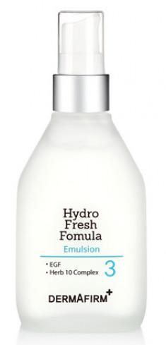 DERMAFIRM Эмульсия освежающая / Hydro Fresh Formula 120 мл
