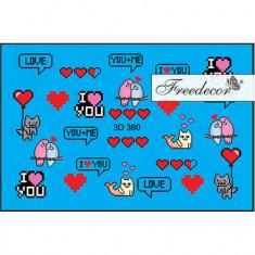 Freedecor, 3D-слайдер №360