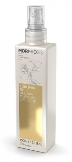 FRAMESI Эмульсия увлажняющая для волос / SUBLIMIS OIL ALL DAY MOISTURE EMULSION 150 мл