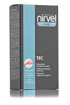 NIRVEL PROFESSIONAL Набор для укрепления и стимулирования роста волос (шампунь 250 мл, спрей-лосьон 125 мл) / TEC PACK