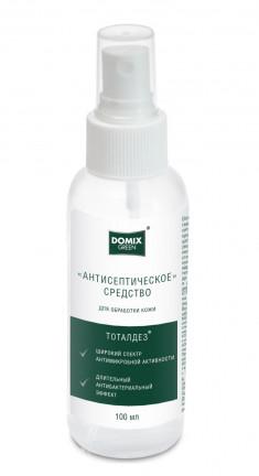 DOMIX GREEN PROFESSIONAL Средство антисептическое для обработки кожи рук, спрей 100 мл