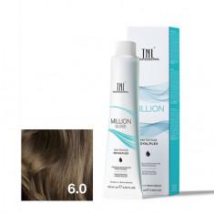TNL, Крем-краска для волос Million Gloss 6.0 TNL Professional