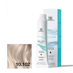 TNL, Крем-краска для волос Million Gloss 10.102 TNL Professional