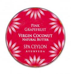 SPA CEYLON Баттер ультрапитательный на основе кокосового масла Грейпфрут и кокос 25 г