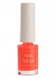 Лак для ногтей THE SAEM Nail wear 106. Garden Balsam Syrup