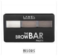 Тени для бровей Lamel Professional