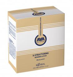 KAARAL Лосьон восстанавливающий для сильно поврежденных волос с пшеничными протеинами / AAA X-FORM 120 мл