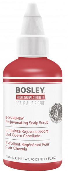 BOSLEY Скраб обновляющий для кожи головы / Rejuvenating Scalp Scrub 118 мл