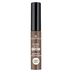 Тушь для бровей ESSENCE MAKE ME BROW гелевая тон 05