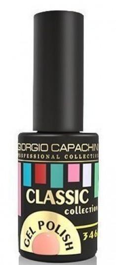 GIORGIO CAPACHINI 346 гель-лак трехфазный для ногтей / Classic 7 мл