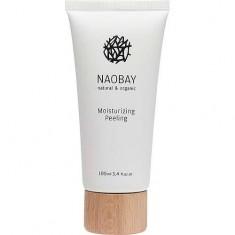 Пилинг для лица увлажняющий Ecocert Moisturizing Peeling Naobay