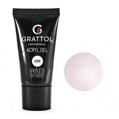 Grattol, Acryl Gel Glitter №09, 30 мл