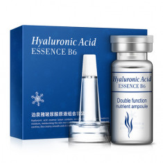 Bioaqua, Сыворотка для лица Hyaluronic Acid, 10х5 мл
