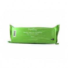 Depilflax, Полоски для депиляции 7,5х23 см, 100 шт.