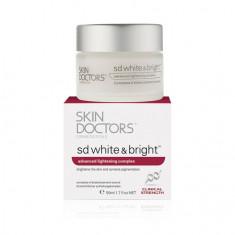 Skin Doctors, Крем для лица и тела SD White & Bright, 50 мл