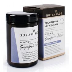 Botavikos, Аромасвеча «Грейпфрут-мелисса», 90 г