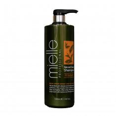 освежающий шампунь с ментолом и экстрактами растений jps mielle professional natural green shampoo femme