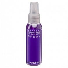 Экспресс-очиститель кистей для макияжа с антибактериальным эффектом Manly Pro КО10 100мл