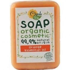 Мыло твердое с эфирным маслом Апельсина CIGALE BIO