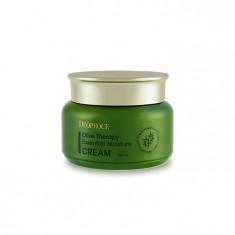 интенсивно увлажняющий крем с экстрактом оливы deoproce olive therapy essential moisture cream