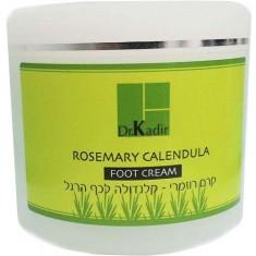 Крем для ног Розмарин-календула Rosemary-Calendula Foot Cream DR. KADIR
