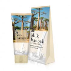 пенка для лица milkbaobab whipping cleansing foam
