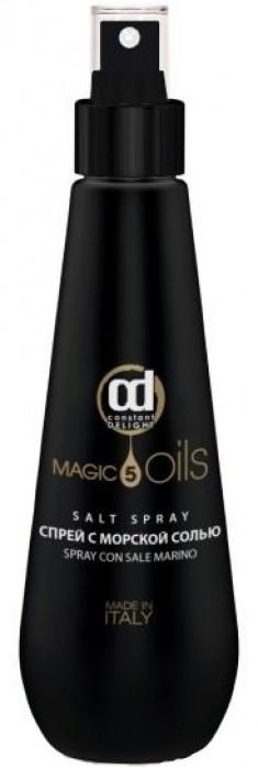 CONSTANT DELIGHT Спрей с морской солью / 5 magic Oil 250 мл