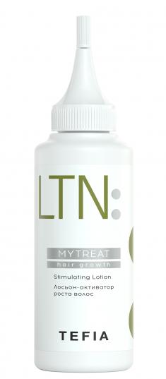 TEFIA Лосьон-активатор роста волос / Mytreat 120 мл