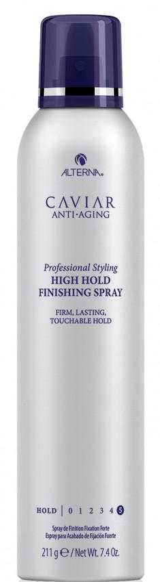 ALTERNA Лак сильной фиксации с антивозрастным уходом / Caviar Anti-Aging Professional Styling High Hold Finishing Spray 212 г