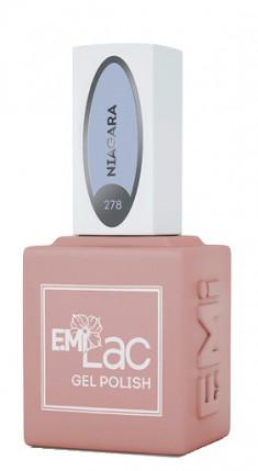 E.MI 278 MN гель-лак для ногтей, Ниагара / E.MiLac 6 мл