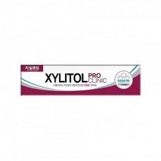 зубная паста (фиолетовая)  mukunghwa xylitol pro clinic purple color