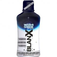 Бланкс ополаскиватель для полости рта White Shock mouthwash 500мл BLANX