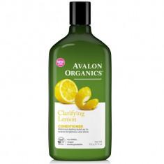 Avalon Organics Кондиционер с маслом лимона Lemon Clarifying Conditioner 312г