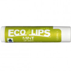 Eco Lips Бальзам для губ SPF15 мятный аромат 4,25г