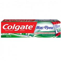 Колгейт Зубная паста Макс Фреш Нежная мята 100мл COLGATE