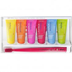 Curaprox Набор зубная паста Be You Candy 10мл N6 + зубная щетка ультрамягкая CS5460