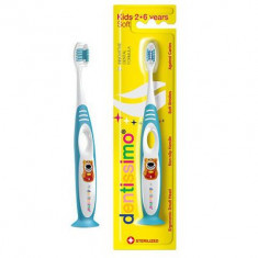 Dentissimo Зубная щетка Kids Soft для детей 2-6 лет